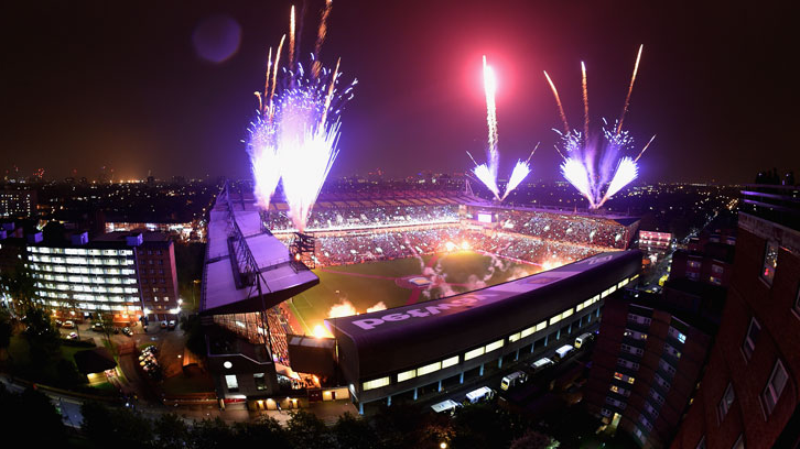 Boleyn Ground closing ceremony