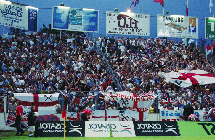 Metz away in 1999
