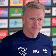 新万博体育 manager David Moyes