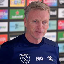 Live: David Moyes' pre-Brighton press conference