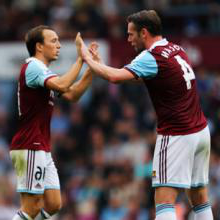 Mark Noble and Kevin Nolan were 新万博体育 teammates on 133 occasions