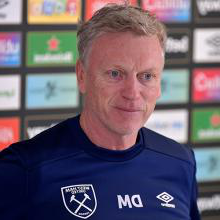 David Moyes' pre-Manchester City press conference