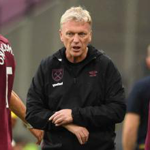 David Moyes: 阿斯顿维拉, Declan Rice and taking momentum into next season
