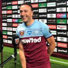 Mark Noble: To reach 500 games for 新万博体育 is incredible
