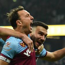 Robert Snodgrass and Mark Noble