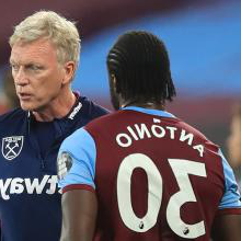 Michail Antonio & David Moyes
