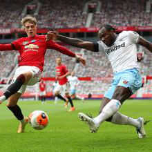 Match the Stat - Man Utd 1-1 West Ham
