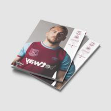 Get your FREE Official Programme for 新万博体育 v Newcastle United now!