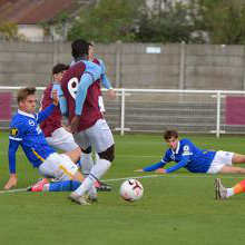 Live Blog: West Ham U23s v Brighton U23s