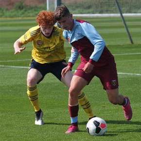 West Ham U18 1-1 Arsenal U18