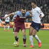 Robert Snodgrass in action against Liverpool