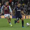 Mark Noble battles with Jack Grealish